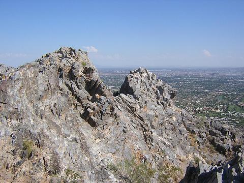 Bill Qualls Squaw Peak