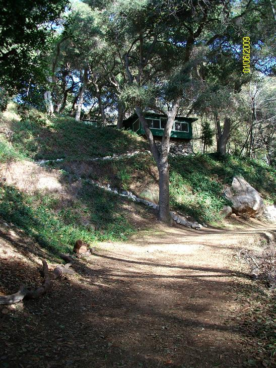 Chantry Flats To Devore Trail Camp